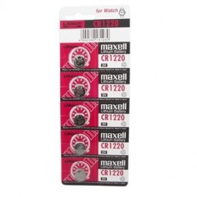 PILA BOTON LITIO MAXELL BL.1 CR1220