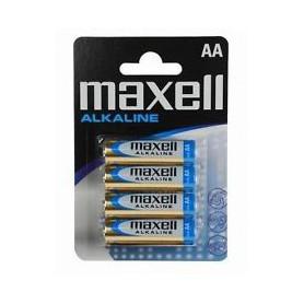PILA ALCALINA MAXELL BL.4  AA LR06-B4
