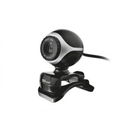 CAMARA VIDEO CONF.  TRUST WEBCAM EXIS CMICROFONO 17003