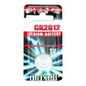 PILA BOTON LITIO MAXELL BL.1 CR2012