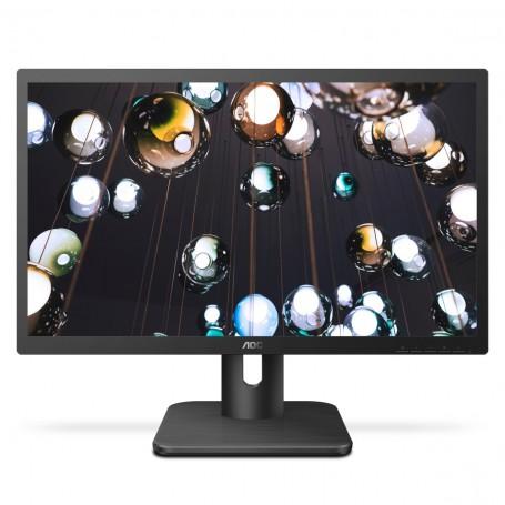MONITOR 21.5 LED AOC 22E1D 1920X1080 FULL HD (1080P) VGA DVI HDMI MM MATE