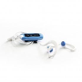REPRODUCTOR NGS MP3 SEAWEED BLUE 4GB RESISTENTE AL AGUA CON RADIO FM