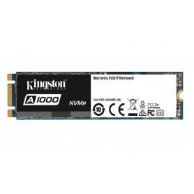 DISCO DURO SSD 480GB KINGSTON M.2 A1000 SA1000M8480G