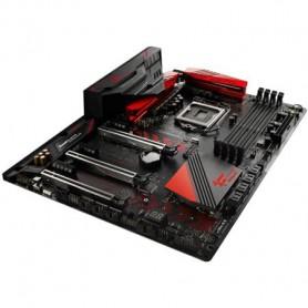 PLACA BASE S1151 ASROCK Z270 GAMING K6 FATAL1TY DDR4 PCIE SATA3 USB3 HDMI DVI
