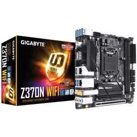 PLACA BASE S1151 GIGABYTE Z370N WIFI DDR4 PCIE SATA3 USB3.1 HDMI DVI WIFI M-ITX