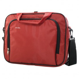 MALETIN PORTATIL 16 EVITTA LAPTOP BAG ESSENTIALS ROJA EVLB000151