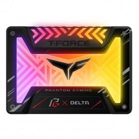 DISCO DURO SSD 500GB ASROCK 2.5 SATA3 DELTA PHANTOM GAMING RGB T253PG500G3C313