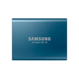 HD EXT SSD 500GB SAMSUNG T5 USB3.1 AZUL MU-PA500BEU