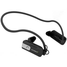 AURICULAR REPRODUCTOR  SUNSTECH MP3 TRITON4GBBLACK 4GB WATERPROOF  NEGRO