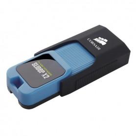 HD PORTATIL USB3 128GB CORSAIR FLASH VOYAGER SLIDER X2