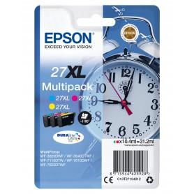 TINTA EPSON 27XL ORI MULTIPACK 3COLORES MCY