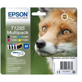 TINTA EPSON T1285 ORI MULTIPACK 4COLORESBKCMY