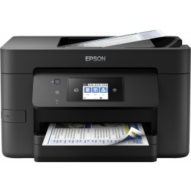 IMPRESORA EPSON MULTIFUNCION WORKFORCE PRO WF-3720DWF FAX WIFI SCAN LAN USB