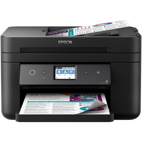 IMPRESORA EPSON MULTIFUNCION WORKFORCE WF-2860DWF FAX WIFI SCAN ADF LAN NFC 502BK