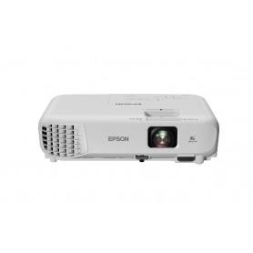 PROYECTOR EPSON PORTATIL 3LCD EB-W05 3300L 15000:1 1280X800WXGA 1.2X VGA HDMI USB
