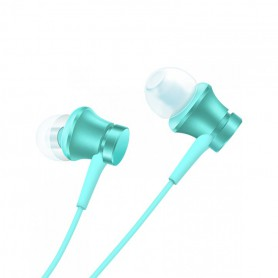 AURICULAR  XIAOMI MI IN EAR BASIC BLUE INTRAUDITIVOS 5MW CABLE PLANO ZBW4358TY