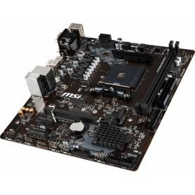 PB AMD SAM4 MSI A320M PRO-M2 V2 2DDR4 PCIE 4SATA3 HDMI DVI VGA MATX