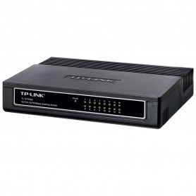 SWITCH TP-LINK 16P 10100 TL-SF1016D