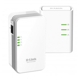 POWERLINE D-LINK BUNDLE WITH 2 DHP-W310AV 500MBPS WIRELESS N DHP-W311AV[I303]