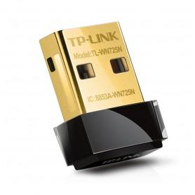 TARJETA INALAMBRICA TP-LINK 150MBPS USB NANO TL-WN725N