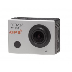 CAMARA VIDEO  DEPORTIVA DENVER ACG-8050W WF GPS FULL HD MSD 16MP SUMERGIBLE 45M
