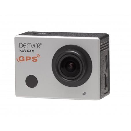 CAMARA  DEPORTIVA DENVER ACG-8050W WF GPS FULL HD MSD 16MP SUMERGIBLE 45M