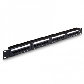 PATCH PANEL 24P UTP ARMARIO 19 CAT.5 10.21.2124
