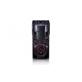 ALTAVOCES   INTELIGENTE  LG XBOOM OM5560 500W HOME MUSIC BT CD 2USB FM KARAOKE