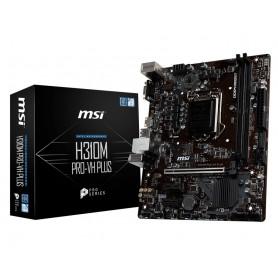 PB S1151-V2 MSI H310M PRO-VD PLUS  2DDR4 - HDMI - VGA - MATX