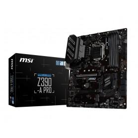 PB S1151 MSI Z390-A PRO 4DDR4 VGA DVI-D DISPLAYPORT - ATX