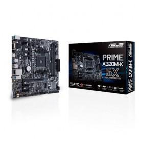PB AMD SAM4 ASUS A320M-K PRIME 4DDR4 PCIE 4SATA3 HDMI VGA MATX