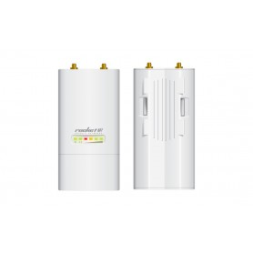 UBIQUITI AIRMAX BASE STATION 2.4 GHZ 2 X RSMA MIMO ROCKETM2