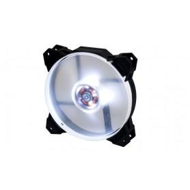VENTILADOR CAJA ADICIONAL 12X12 LED BLANCO COOLBOX DEEPGAMING DEEPWIND