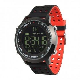 RELOJ SMARTWATCH LEOTEC HARDY LIFE RED BT IP67 IOS AND LESW11R