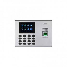 CONTROL DE PRESENCIA Y ACCESO ZKTECO ZK-UA140 HUELLA EM RFID TECLADO USB RELE