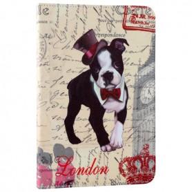 FUNDA TABLET  EVITTA 9-10.1P STAND 2P URBAN TRENDY LONDON DOG EVUS2PP022