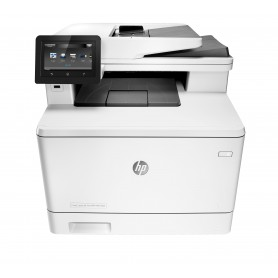 IMPRESORA HP LASERJET COLOR MULTIFINCION PRO M377DW WIFI M5H23A(410A)