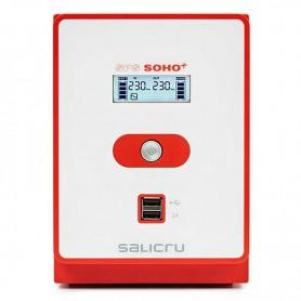 SAI  SALICRU SPS SOHO 2200 22001200 VAW LINE INTERACTIVE 647CA000006