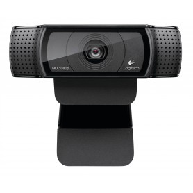 CAMARA VIDEO CONF.  LOGITECH HD WEBCAM C920  960-001055