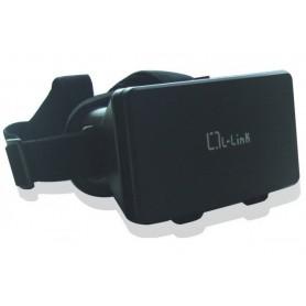 GAFAS 3D REALIDAD VIRTUAL L-LINK  SMARTPHONE DE 3.5 A 5.7 PULGADAS LL-AM-117[I110