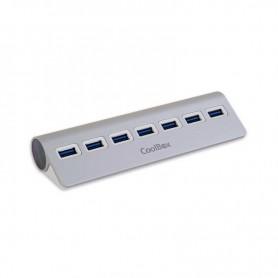 HUB USB COOLBOX  7 USB 3.0  ALU3 COO-HU7ALU3 [I311B]
