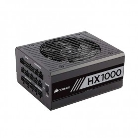 FUENTE DE ALIMENTACION ATX 1000W CORSAIR HX1000 80PLATINUM MODULAR CP-9020139-E
