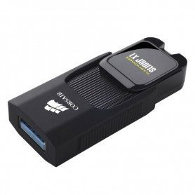 HD PORTATIL USB3 128GB CORSAIR FLASH VOYAGER SLIDER X1