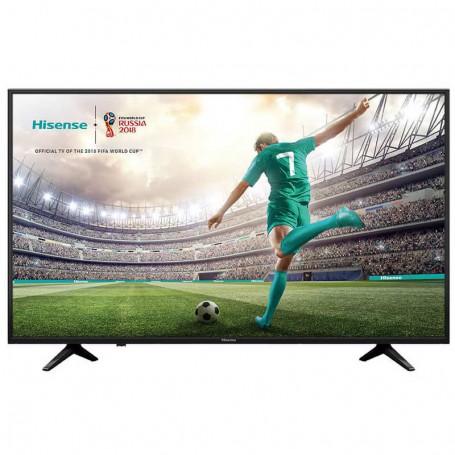 TV 65 LED HISENSE H65A6140 4K WIFI 3HDMI 2USB SMART TV NETFLIXYOUTUBE