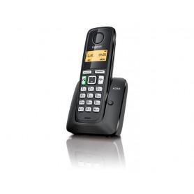 TELEFONO SOBREMESA GIGASET INALAMBRICO  A220 MONO NEGRO