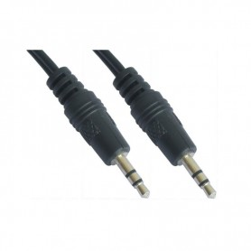 CABLE AUDIO ESTEREO 3.5M-3.5M 1.5 M NANOCABLE 10.24.0101