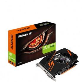 TARJETA GRAFICA PCI-EX NVIDIA GIGABYTE GT1030 OC 2GB GDR5X DVI-DHDMI1VE