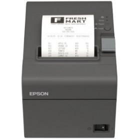 IMPRESORA TICKET EPSON TM-T20II TERMICA USBETHERNET NEGRA C31CD52003
