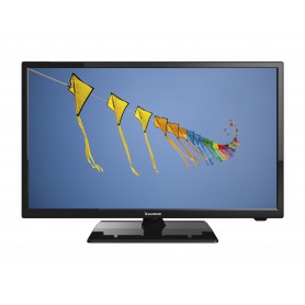 TELEVISOR 24 LED SUNSTECH 24SUNDTS19 HD HDMI GRABA Y REPRODUCE USB NEGRO