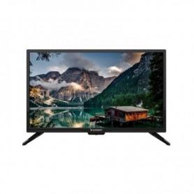 TV 24 LED SUNSTECH 24SUNZ1TS  HD HDMI USB GRABA Y REPRODUCE POR USB NEGRO